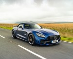 2020 Mercedes-AMG GT R Roadster (UK-Spec) Front Three-Quarter Wallpapers 150x120 (3)