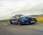 2020 Mercedes-AMG GT R Roadster (UK-Spec) Front Three-Quarter Wallpapers 150x120 (4)