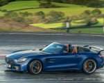 2020 Mercedes-AMG GT R Roadster (UK-Spec) Front Three-Quarter Wallpapers 150x120 (39)