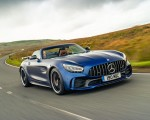 2020 Mercedes-AMG GT R Roadster (UK-Spec) Front Three-Quarter Wallpapers 150x120 (13)