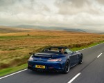 2020 Mercedes-AMG GT R Roadster (UK-Spec) Rear Three-Quarter Wallpapers 150x120 (14)