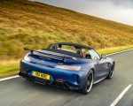 2020 Mercedes-AMG GT R Roadster (UK-Spec) Rear Three-Quarter Wallpapers 150x120 (8)
