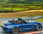2020 Mercedes-AMG GT R Roadster (UK-Spec) Rear Three-Quarter Wallpapers 150x120 (33)