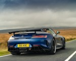 2020 Mercedes-AMG GT R Roadster (UK-Spec) Rear Three-Quarter Wallpapers 150x120 (15)