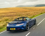 2020 Mercedes-AMG GT R Roadster (UK-Spec) Rear Three-Quarter Wallpapers 150x120 (9)