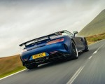 2020 Mercedes-AMG GT R Roadster (UK-Spec) Rear Wallpapers 150x120 (21)
