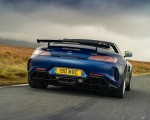 2020 Mercedes-AMG GT R Roadster (UK-Spec) Rear Wallpapers 150x120 (20)