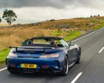 2020 Mercedes-AMG GT R Roadster (UK-Spec) Rear Wallpapers 150x120 (10)