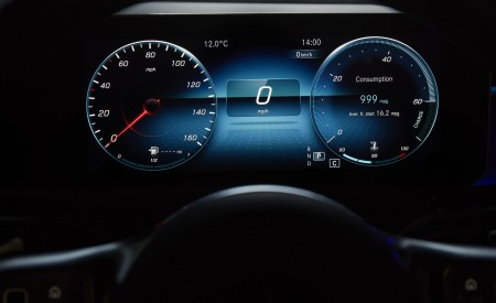 2020 Mercedes-Benz CLA 220 Shooting Brake (UK-Spec) Digital Instrument Cluster Wallpapers 450x275 (47)