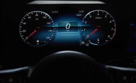 2020 Mercedes-Benz CLA 220 Shooting Brake (UK-Spec) Digital Instrument Cluster Wallpapers 450x275 (44)