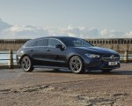 2020 Mercedes-Benz CLA 220 Shooting Brake (UK-Spec) Front Three-Quarter Wallpapers 150x120 (28)