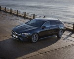 2020 Mercedes-Benz CLA 220 Shooting Brake (UK-Spec) Front Three-Quarter Wallpapers 150x120 (27)