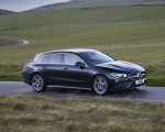 2020 Mercedes-Benz CLA 220 Shooting Brake (UK-Spec) Front Three-Quarter Wallpapers 150x120 (15)