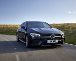 2020 Mercedes-Benz CLA 220 Shooting Brake (UK-Spec) Front Three-Quarter Wallpapers 150x120 (3)