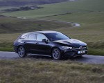 2020 Mercedes-Benz CLA 220 Shooting Brake (UK-Spec) Front Three-Quarter Wallpapers 150x120 (16)