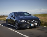 2020 Mercedes-Benz CLA 220 Shooting Brake (UK-Spec) Front Three-Quarter Wallpapers 150x120 (4)