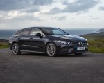 2020 Mercedes-Benz CLA 220 Shooting Brake (UK-Spec) Front Three-Quarter Wallpapers 150x120 (24)