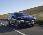2020 Mercedes-Benz CLA 220 Shooting Brake (UK-Spec) Front Three-Quarter Wallpapers 150x120 (5)