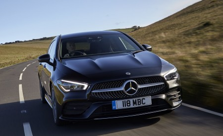 2020 Mercedes-Benz CLA 220 Shooting Brake (UK-Spec) Front Wallpapers 450x275 (6)