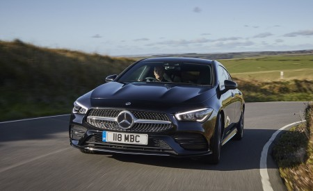 2020 Mercedes-Benz CLA Shooting Brake Wallpapers & HD Images
