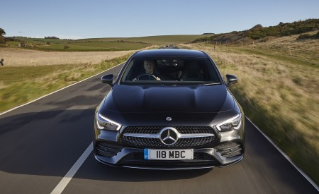 2020 Mercedes-Benz CLA 220 Shooting Brake (UK-Spec) Front Wallpapers 450x275 (7)