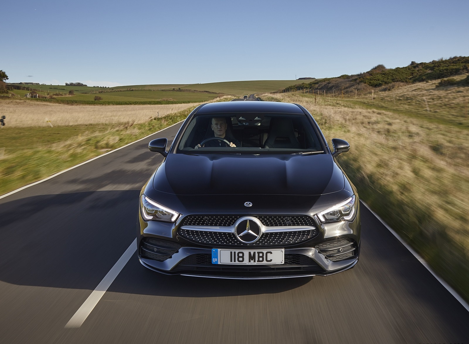 2020 Mercedes-Benz CLA 220 Shooting Brake (UK-Spec) Front Wallpapers (7)