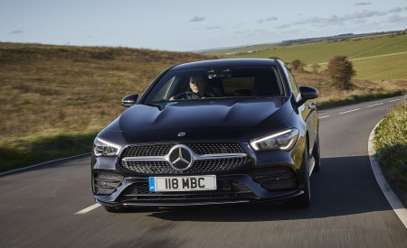 2020 Mercedes-Benz CLA 220 Shooting Brake (UK-Spec) Front Wallpapers 450x275 (19)