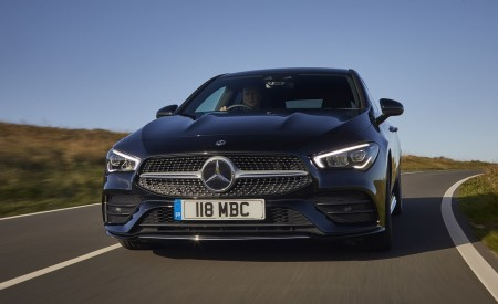 2020 Mercedes-Benz CLA 220 Shooting Brake (UK-Spec) Front Wallpapers 450x275 (2)
