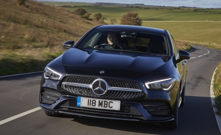 2020 Mercedes-Benz CLA 220 Shooting Brake (UK-Spec) Front Wallpapers 450x275 (8)