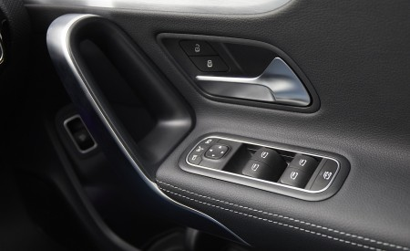 2020 Mercedes-Benz CLA 220 Shooting Brake (UK-Spec) Interior Detail Wallpapers 450x275 (54)
