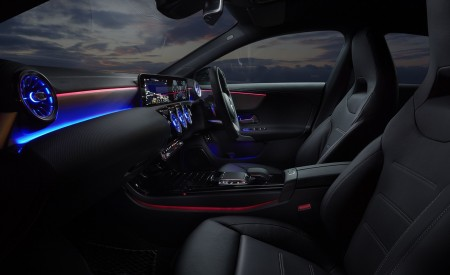 2020 Mercedes-Benz CLA 220 Shooting Brake (UK-Spec) Interior Front Seats Wallpapers 450x275 (56)