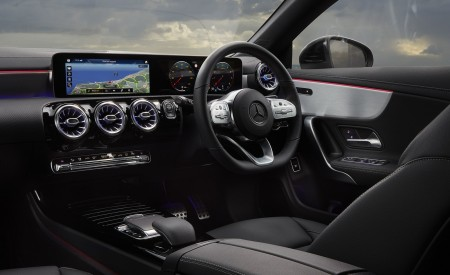2020 Mercedes-Benz CLA 220 Shooting Brake (UK-Spec) Interior Wallpapers 450x275 (37)