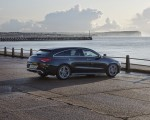 2020 Mercedes-Benz CLA 220 Shooting Brake (UK-Spec) Rear Three-Quarter Wallpapers 150x120 (30)