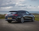 2020 Mercedes-Benz CLA 220 Shooting Brake (UK-Spec) Rear Three-Quarter Wallpapers 150x120 (25)