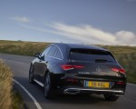 2020 Mercedes-Benz CLA 220 Shooting Brake (UK-Spec) Rear Three-Quarter Wallpapers 150x120 (20)