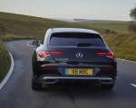 2020 Mercedes-Benz CLA 220 Shooting Brake (UK-Spec) Rear Wallpapers 150x120 (12)