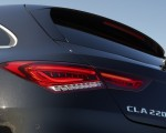 2020 Mercedes-Benz CLA 220 Shooting Brake (UK-Spec) Tail Light Wallpapers 150x120 (31)