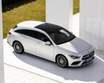 2020 Mercedes-Benz CLA Shooting Brake AMG-Line (Color: Digital White) Front Three-Quarter Wallpapers 150x120 (14)