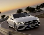 2020 Mercedes-Benz CLA Shooting Brake AMG-Line (Color: Digital White) Front Wallpaper 150x120 (4)