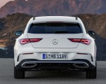 2020 Mercedes-Benz CLA Shooting Brake AMG-Line (Color: Digital White) Rear Wallpapers 150x120 (16)