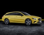 2020 Mercedes-Benz CLA Shooting Brake (Color: Sun Yellow) Front Three-Quarter Wallpaper 150x120 (27)