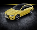 2020 Mercedes-Benz CLA Shooting Brake (Color: Sun Yellow) Front Three-Quarter Wallpaper 150x120 (26)