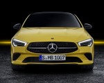 2020 Mercedes-Benz CLA Shooting Brake (Color: Sun Yellow) Front Wallpapers 150x120 (28)