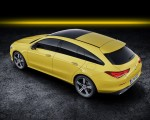 2020 Mercedes-Benz CLA Shooting Brake (Color: Sun Yellow) Rear Three-Quarter Wallpaper 150x120 (30)