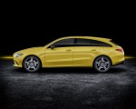 2020 Mercedes-Benz CLA Shooting Brake (Color: Sun Yellow) Side Wallpaper 150x120 (32)