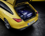 2020 Mercedes-Benz CLA Shooting Brake (Color: Sun Yellow) Trunk Wallpaper 150x120 (35)