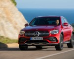 2020 Mercedes-Benz GLC Coupe Wallpapers HD