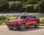 2020 Mercedes-Benz GLC 300 Coupe (US-Spec) Front Three-Quarter Wallpapers 150x120 (16)
