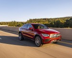 2020 Mercedes-Benz GLC 300 Coupe (US-Spec) Front Three-Quarter Wallpapers 150x120 (7)