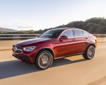 2020 Mercedes-Benz GLC 300 Coupe (US-Spec) Front Three-Quarter Wallpapers 150x120 (6)